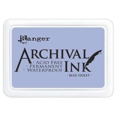 Archival Ink Pads - Blue Violet