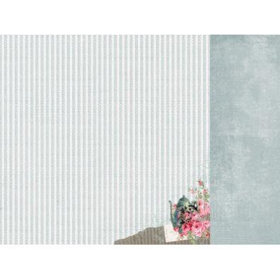 KaiserCraft - High Tea 12x12 mønsterpapir