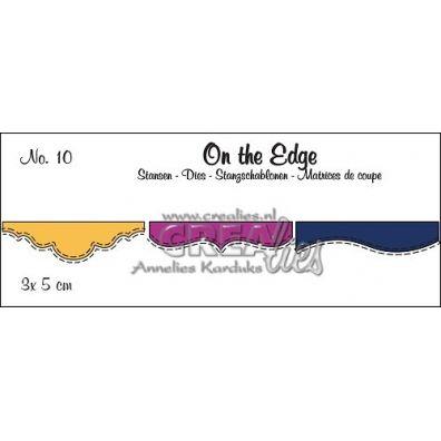 Crealies Dies - On The Edge 10