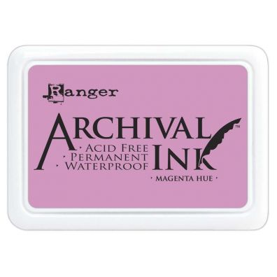 Archival Ink Pads - Magenta Hue