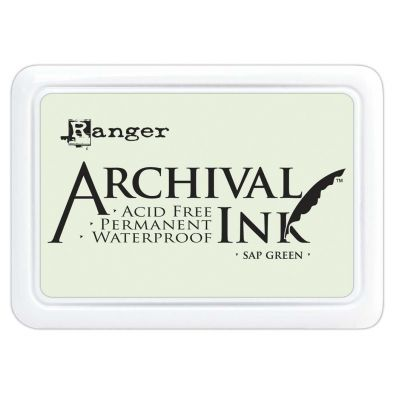 Archival Ink Pads - Sap Green