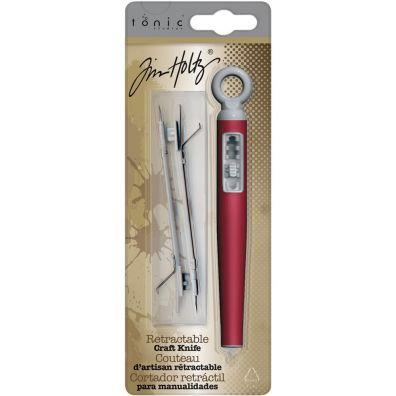 Tim Holtz by Tonic Retractable Craft Knife