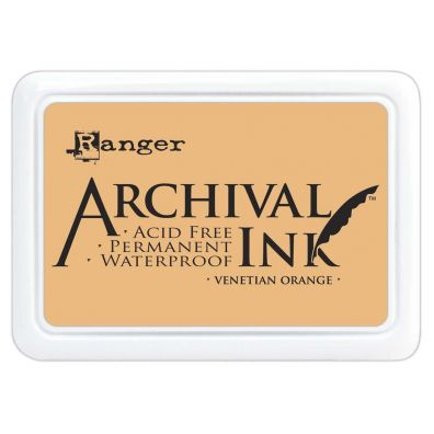 Archival Ink Pads - Venetian Orange