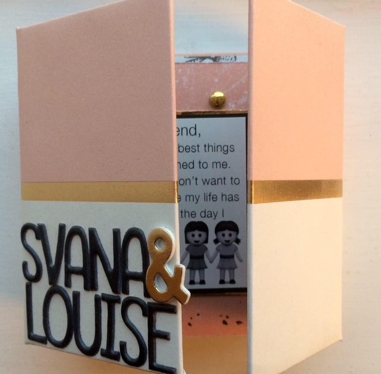 Svana('s) album