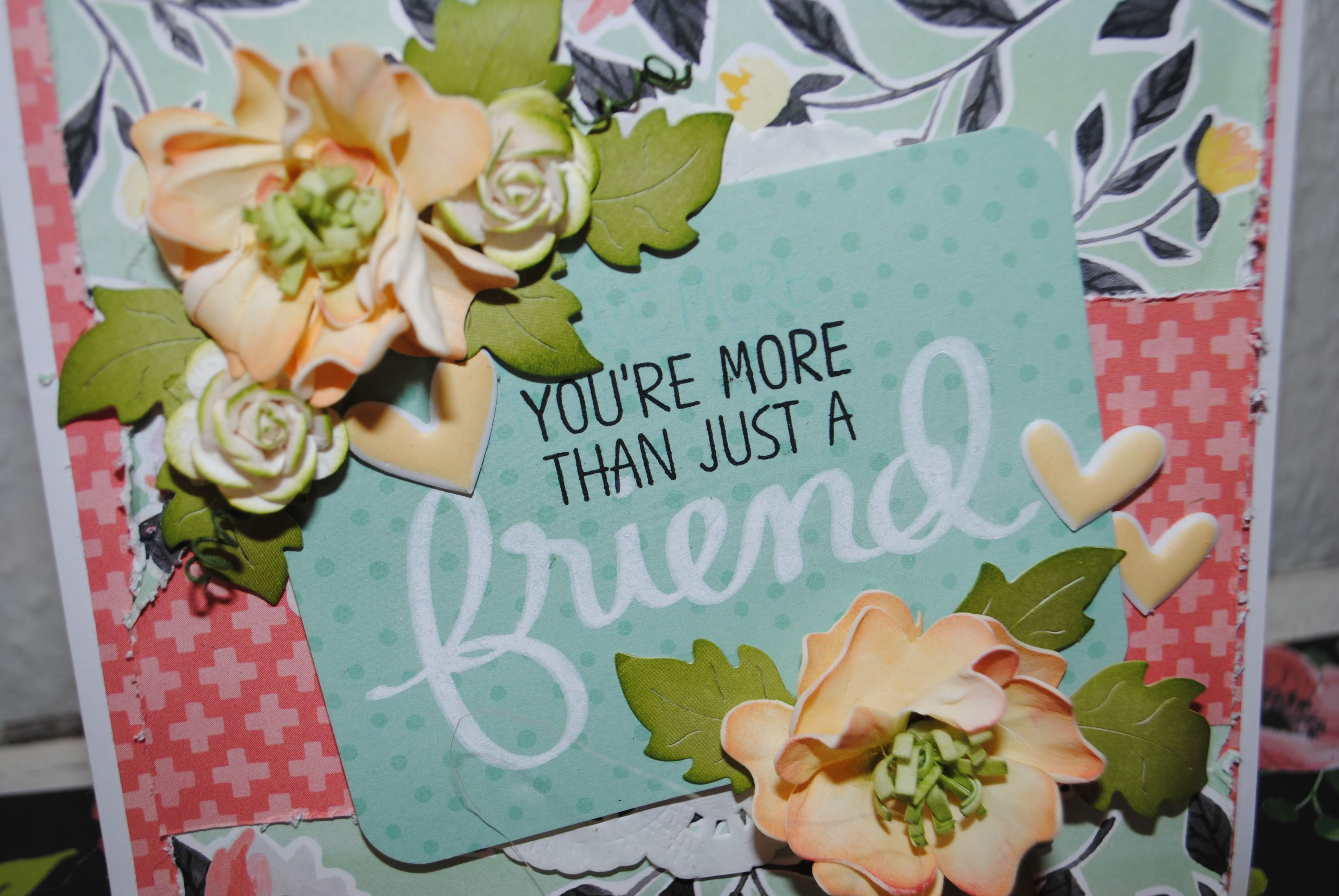 you`re more than a Friend