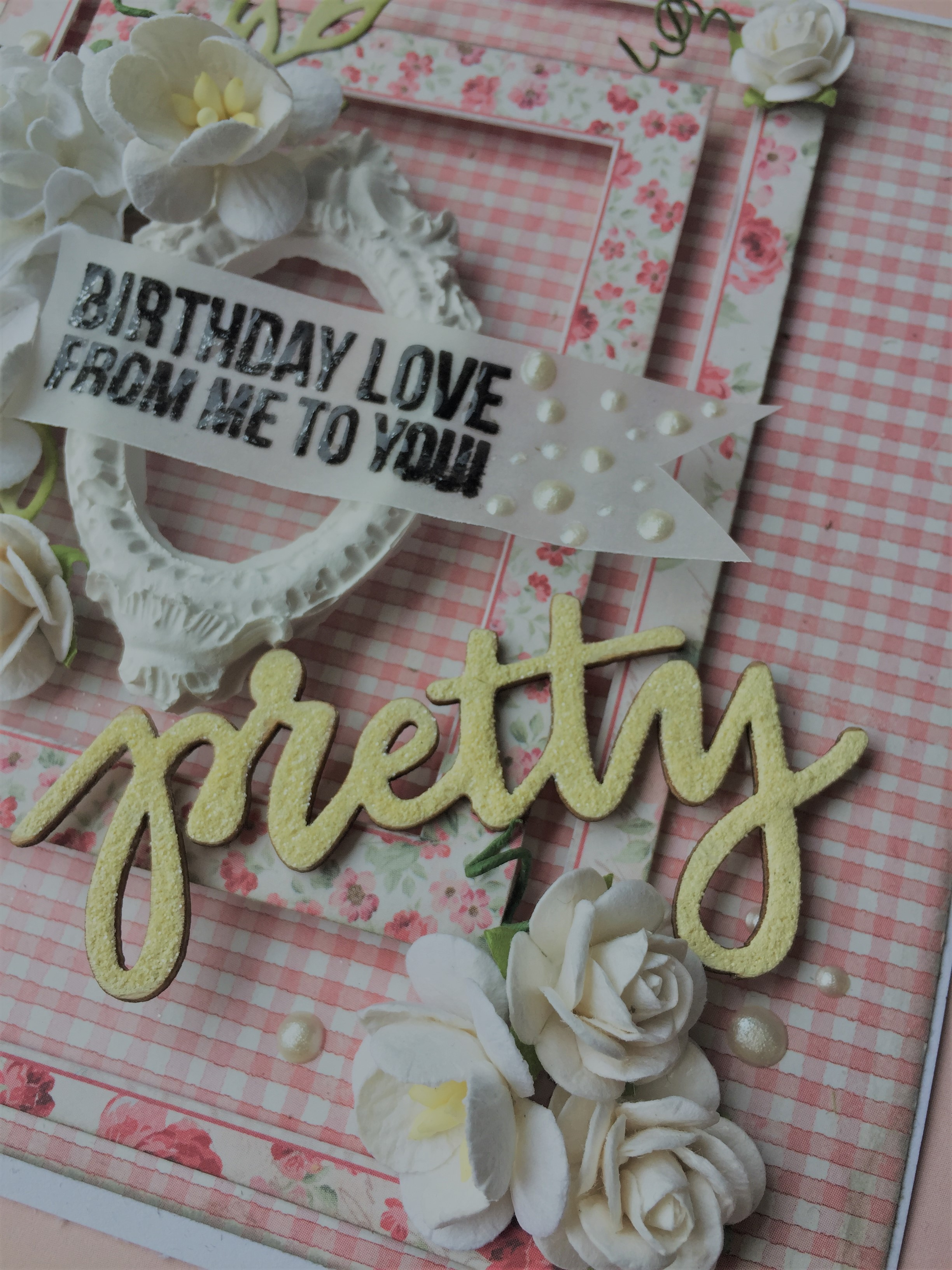 Fødselsdag i romantisk version.
