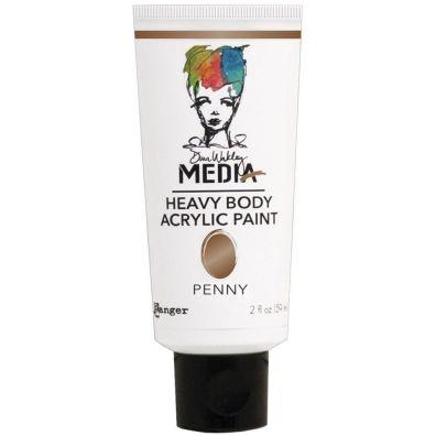 Dina Wakley Heavy Body Acrylic Paint - Penny