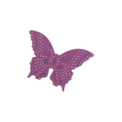 Cherry Lynn Dies - Majestic Butterfly & Angel Wing