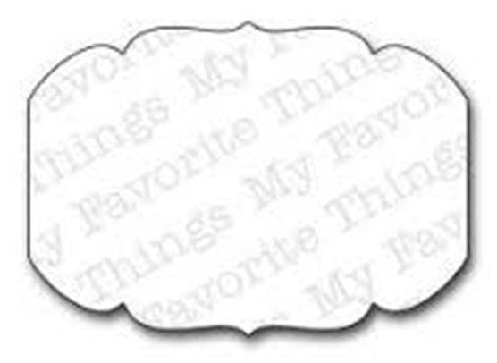 My Favourite Things Die-namics Dies - Heirloom Label