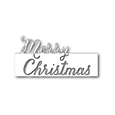 Memory Box Grand Merry Christmas Script