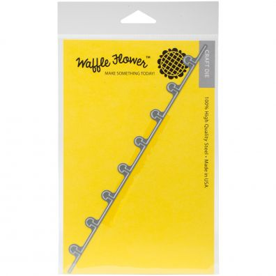 Waffle Flower Disc Bound Holes