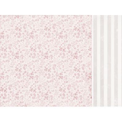 Sage and Grace - Blossoms mønsterpapir fra KaiserCraft