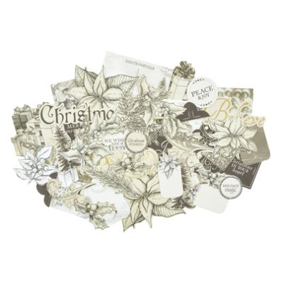 KaiserCraft Christmas Edition Collectables Ephemera Die-cuts