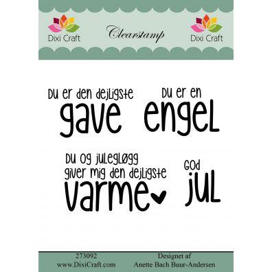 Dixi Craft Clear Stamp
