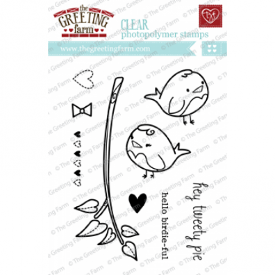 The Greeting Farm Clear Stamps - Tweety Pie