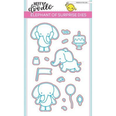 Heffy Doodle Dies - Elephant of Surprise