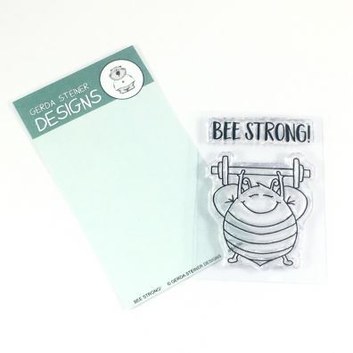 Gerda Steiner Designs Clear Stamps - Bee Strong