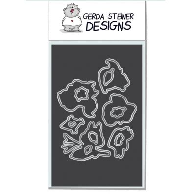 Gerda Steiner Designs Dies - Happy Fall!