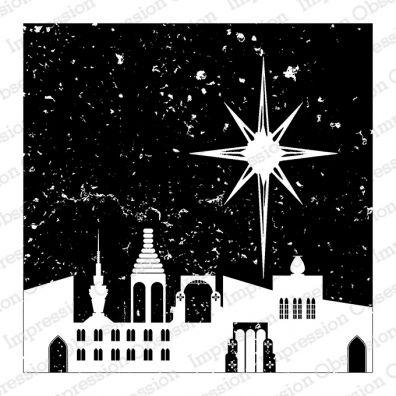 Impression Obsession Cling Stempel - Bethlehem