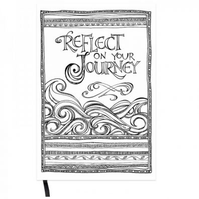Wellspring Coloring Journal - Inspiration