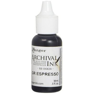 Archival Ink Reinkers - Ground Espresso