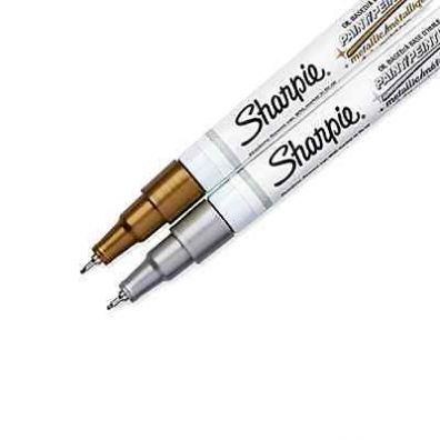 Sharpie Paint Marker Extra Fine Point - Metallic