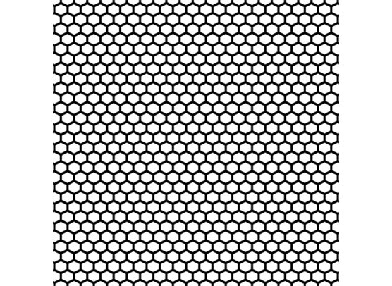 Cover a Card - Honeycomb
