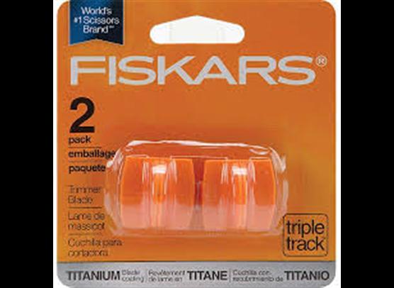 Fiskars Trimmer Knive - Triple Track - Titanium