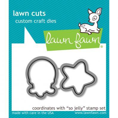Lawn Fawn Dies - So Jelly