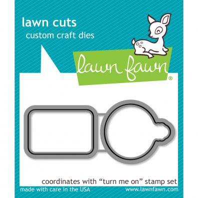 Lawn Fawn Dies - Turn me On