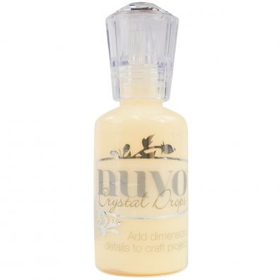 Nuvo Crystal Drops Gloss Buttermilk