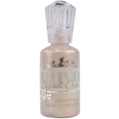 Nuvo Crystal Drops – Antique Rose