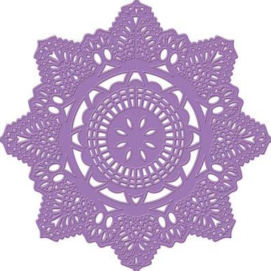 Prima Dies - Crochet Doily