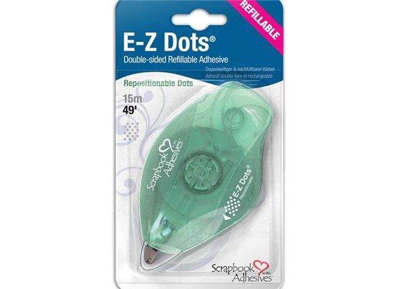 3L Refillable EZ Repositionable dots Dispenser