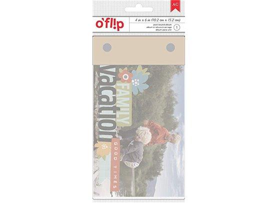 American Crafts O'flip album - 25 sider
