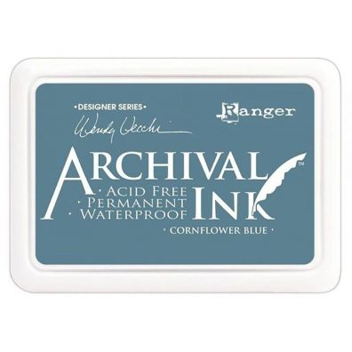 Archival ink Pads - Cornflower Blue