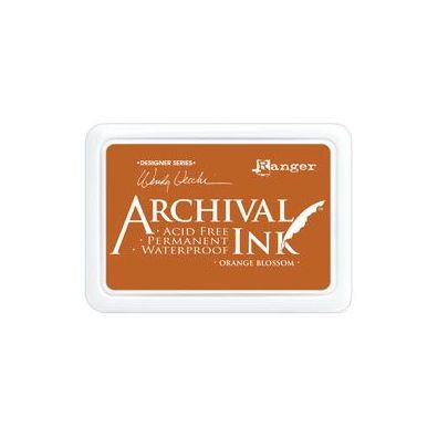 Archival ink Pads - Orange Blossom