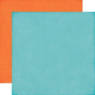 Echo Park Thats My Boy - Teal/Orange