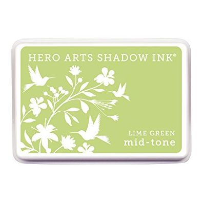 Hero Arts Shadow Ink Mid-tone Lime Green