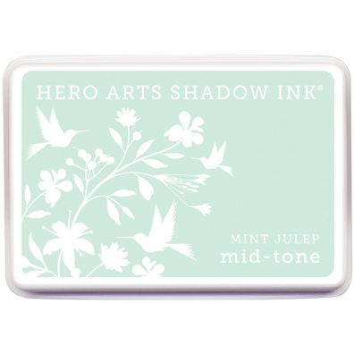 Hero Arts Shadow Ink Mid-tone Mint Julep