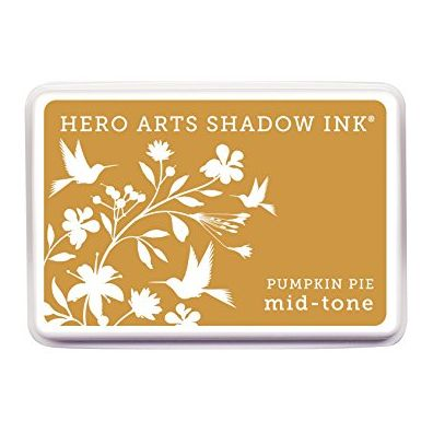 Hero Arts Shadow Ink Mid-tone Pumpkin Pie