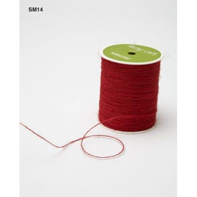 May Arts Red Twine 400 yards