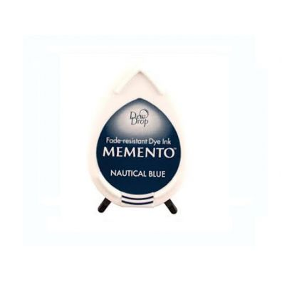 Memento Dew Drop Dye Ink - Nautical Blue