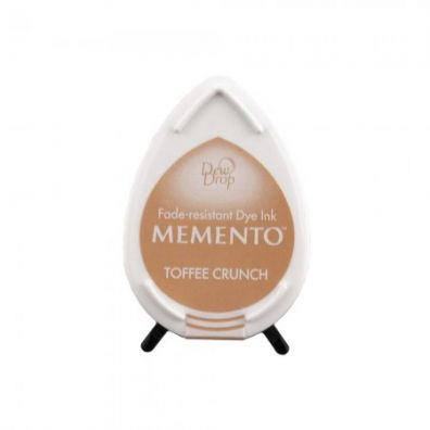 Memento Dew Drop Dye Ink - Toffee Crunch