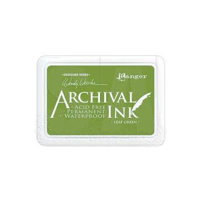 Archival Ink Pads - Leaf Green