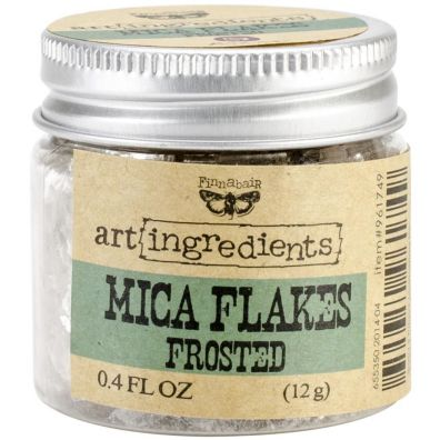 Prima Mica Flakes - Frosted