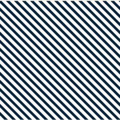 My Minds Eye Necessities Blues - Stripe Vellum paper