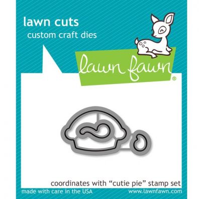 Lawn Fawn Cuts/ dies – Cutie Pie