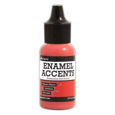 Ranger Enamel Accents – Classic Cherry