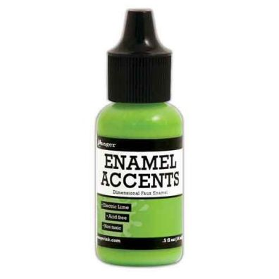 Ranger Enamel Accents – Electric Lime